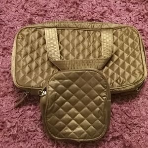 Avon cosmetic bag set